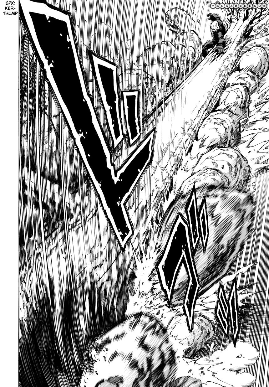 One Punch Man Chapter 13 Read Online Image 22
