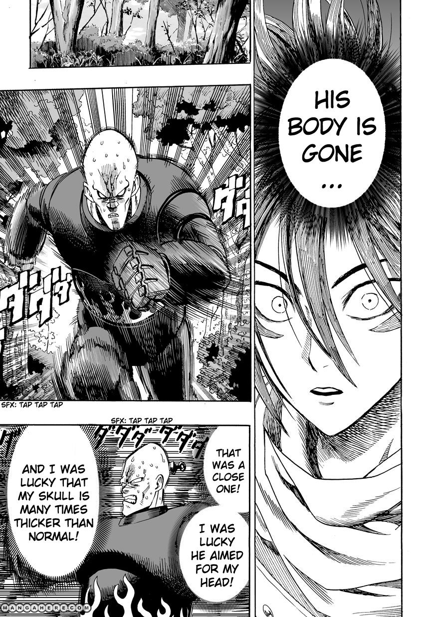 One Punch Man Chapter 13 Read Online Image 25