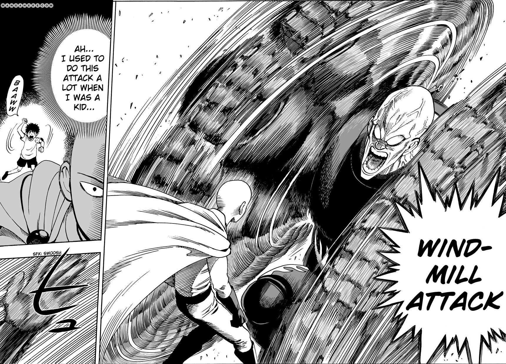 One Punch Man Chapter 14 Read Online Image 9