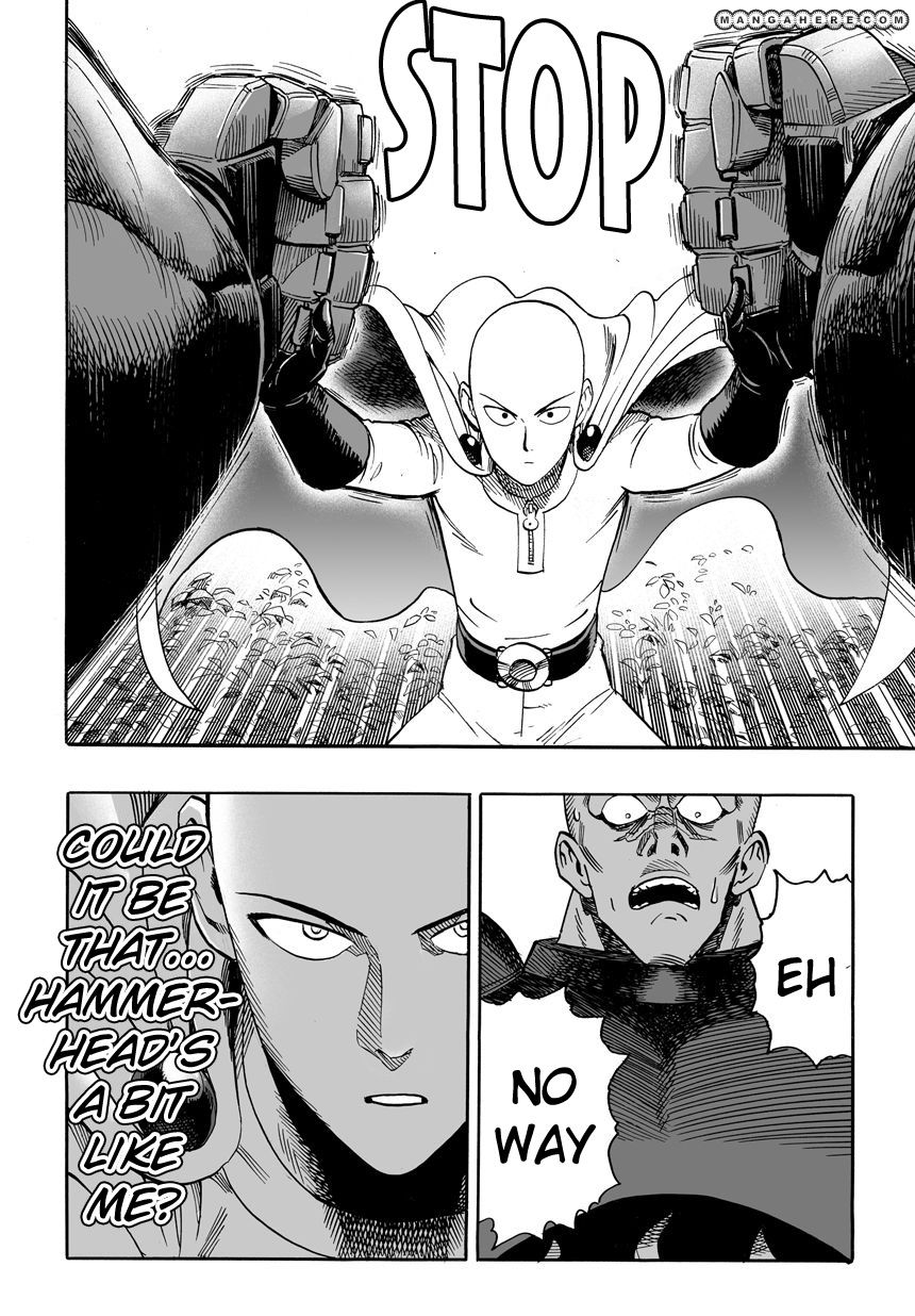 One Punch Man Chapter 14 Read Online Image 10