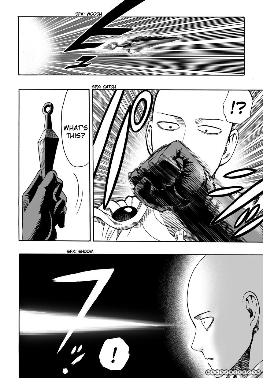 One Punch Man Chapter 14 Read Online Image 15
