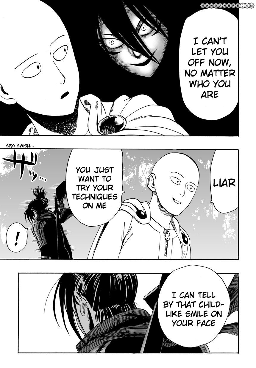 One Punch Man Chapter 14 Read Online Image 20