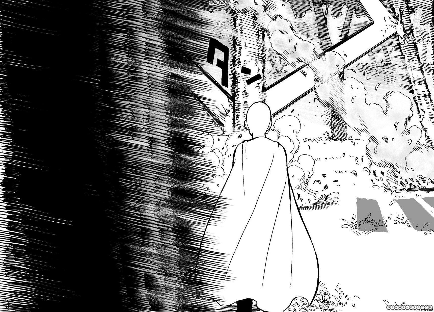 One Punch Man Chapter 26 Image 5