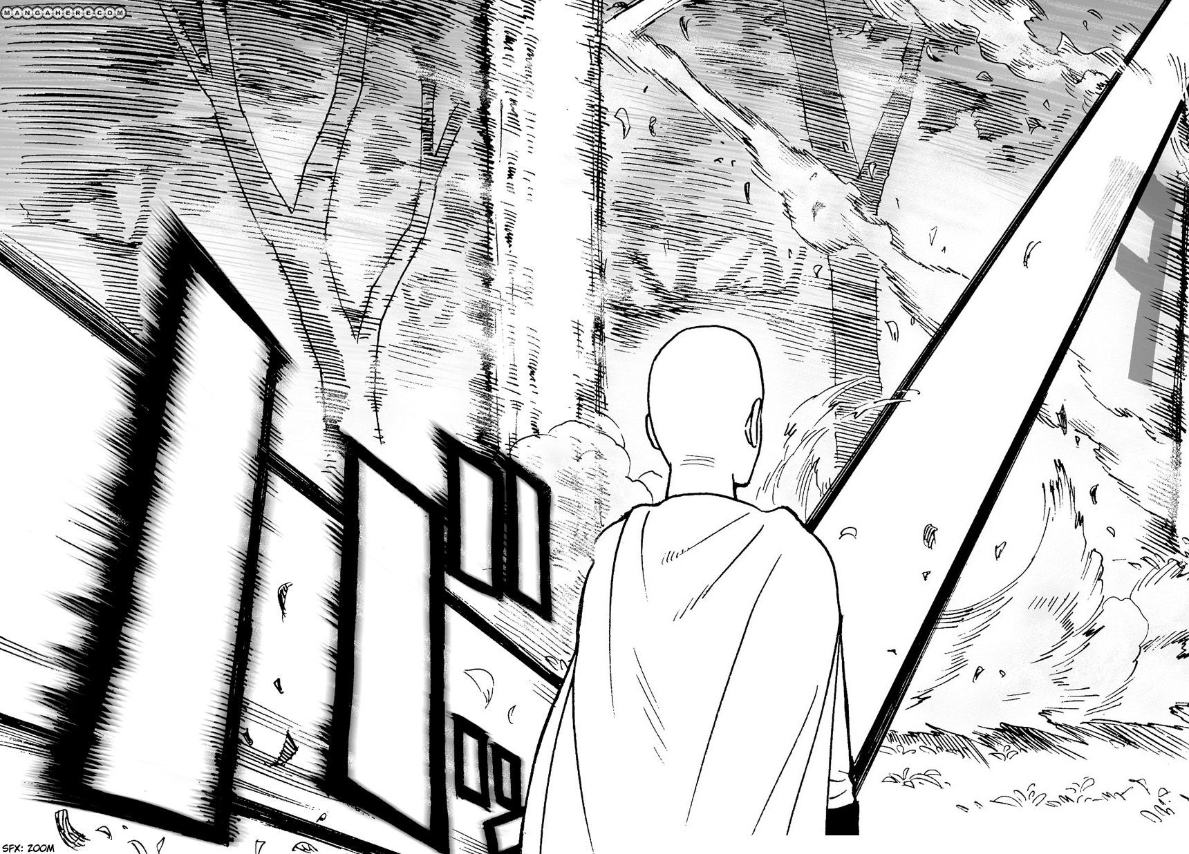 One Punch Man Chapter 26 Image 6