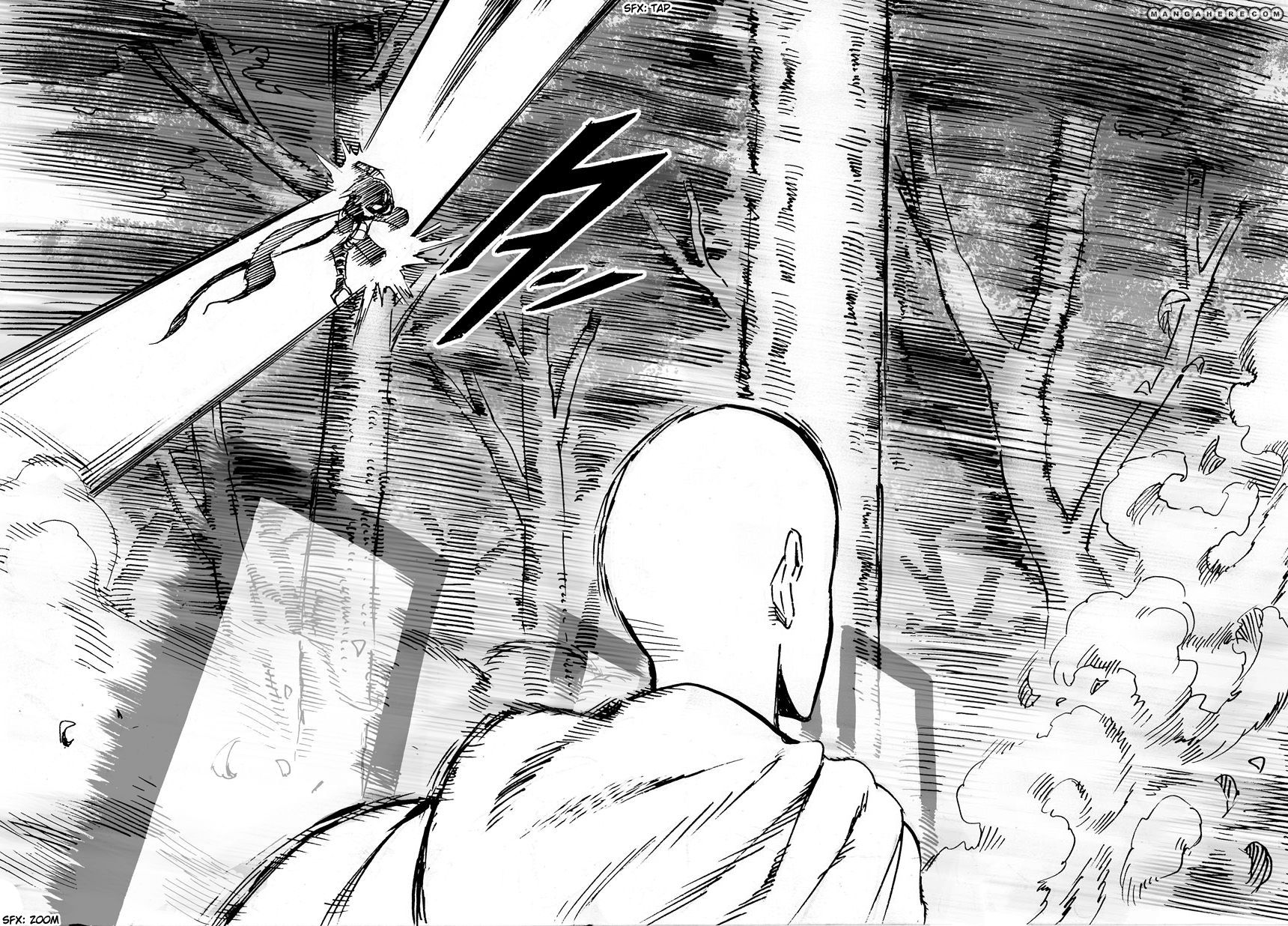 One Punch Man Chapter 26 Image 7