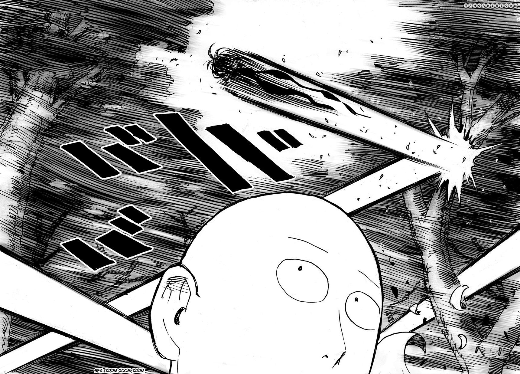 One Punch Man Chapter 26 Image 9