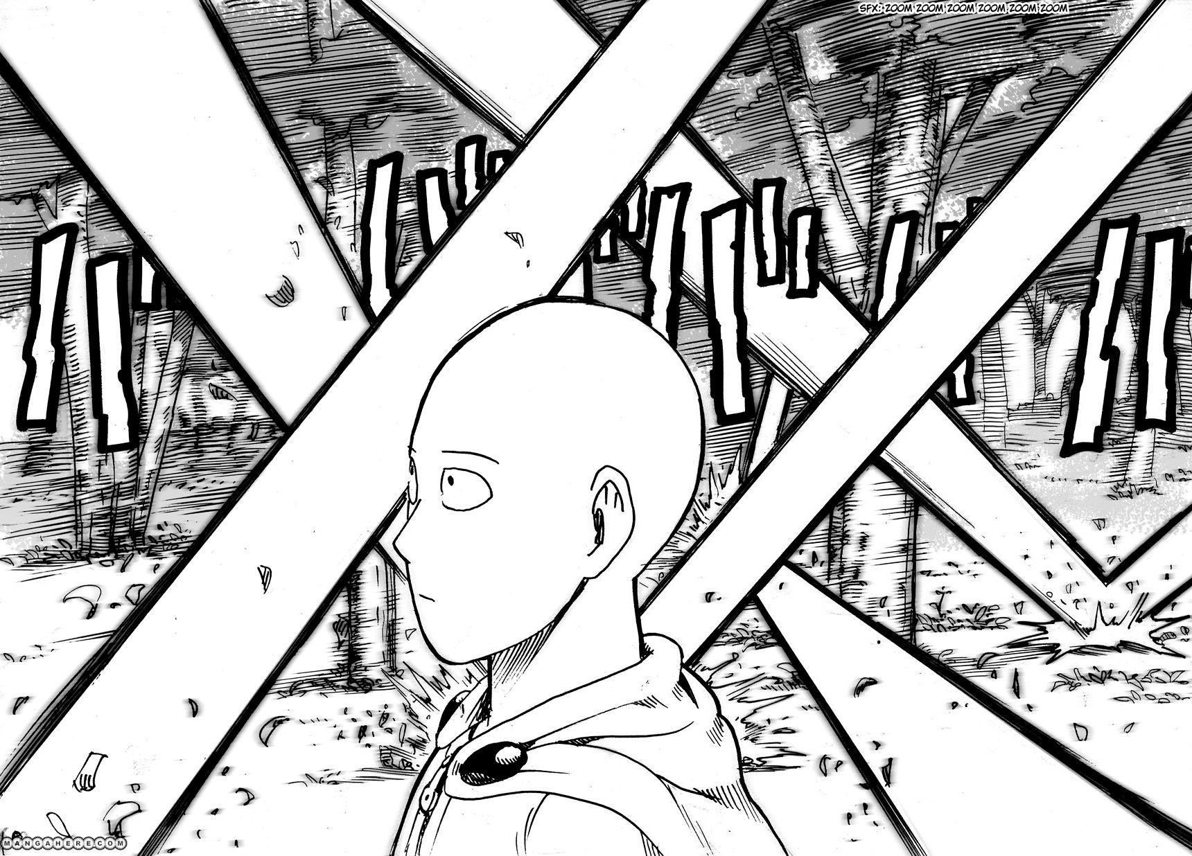 One Punch Man Chapter 26 Image 12