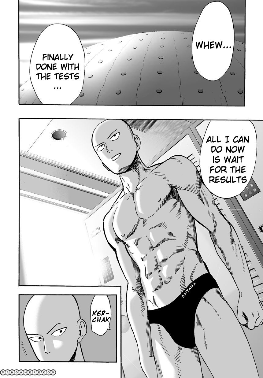 One Punch Man Chapter 16 Read Online Image 7