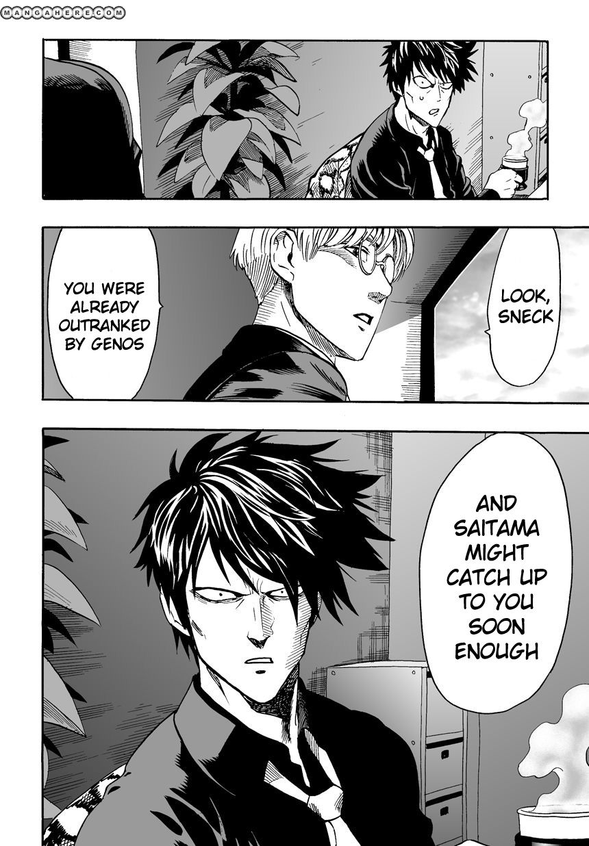 One Punch Man Chapter 16 Read Online Image 19