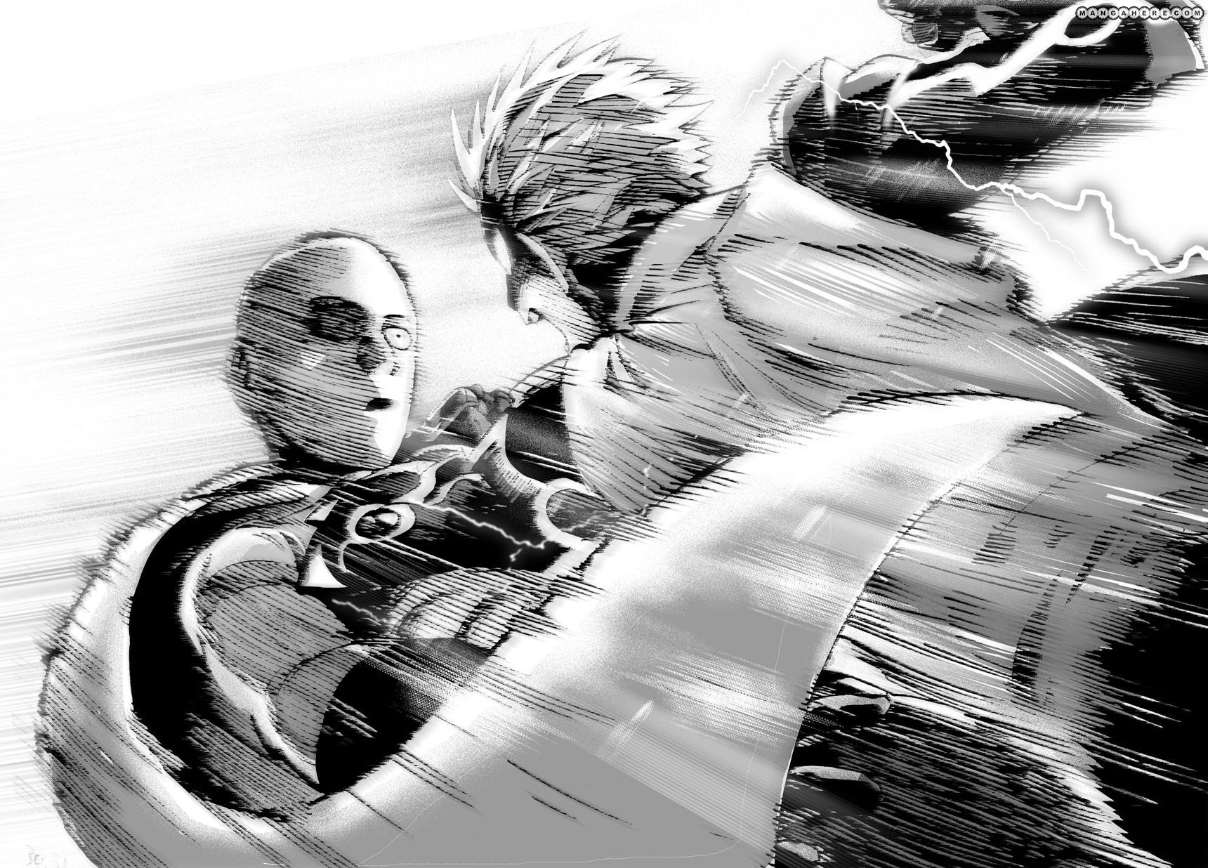 One Punch Man Chapter 17 Read Online Image 19