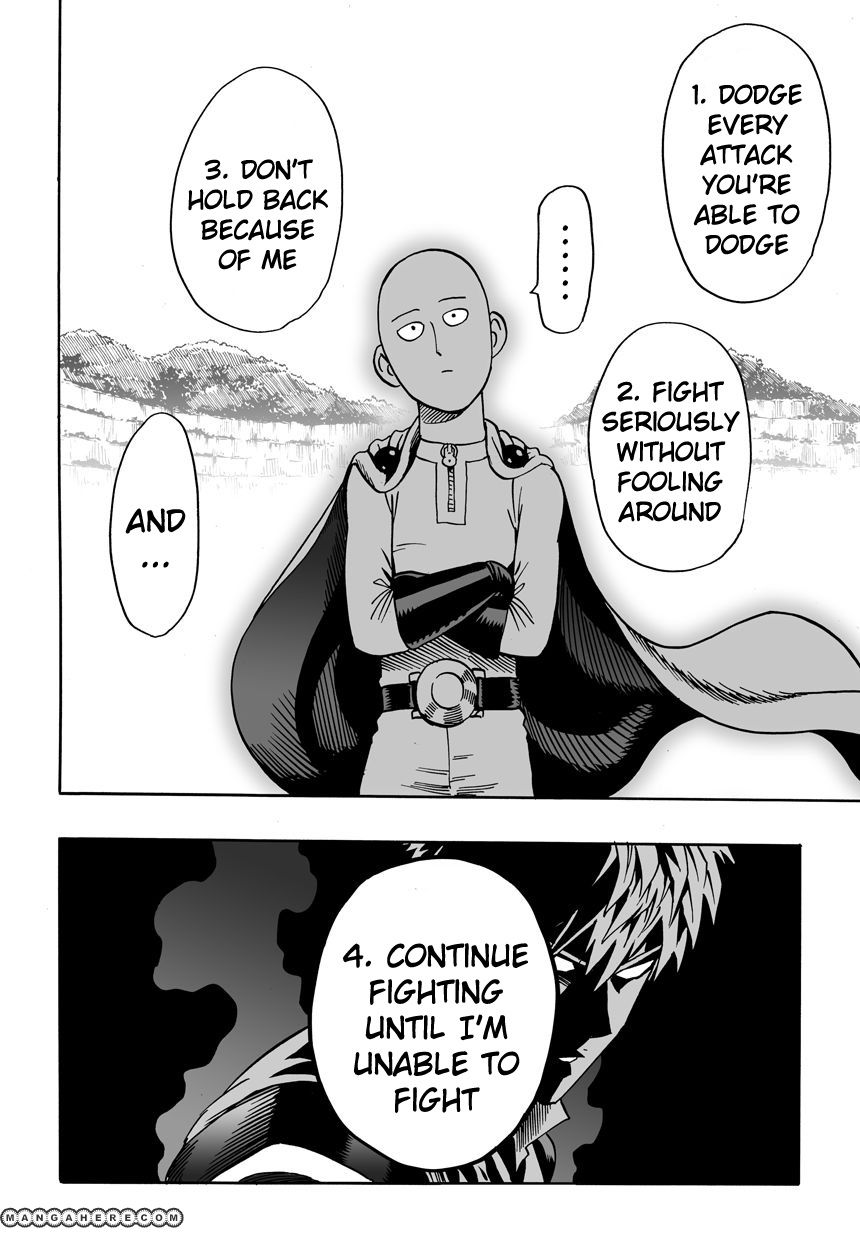 One Punch Man Chapter 17.2 Read Online Read Online Image 7