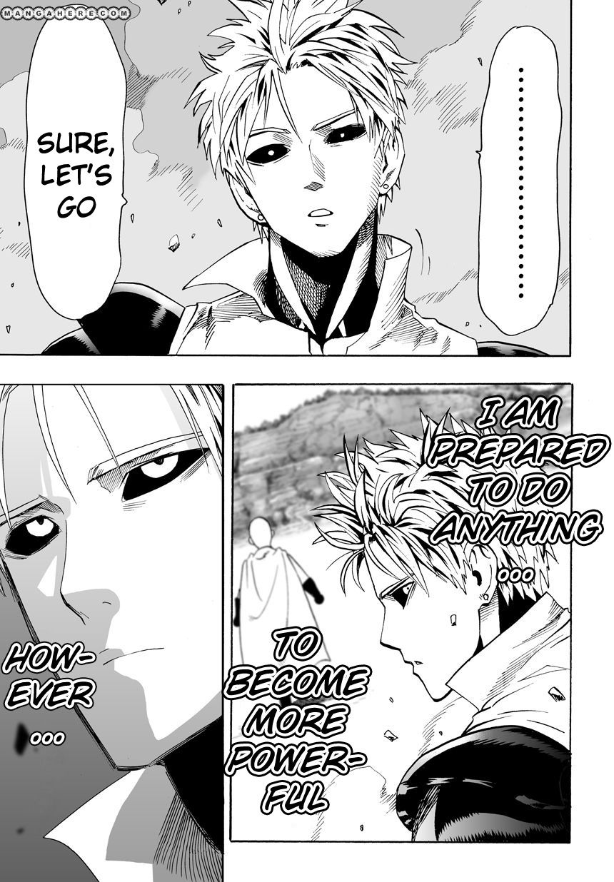 One Punch Man Chapter 17.2 Read Online Read Online Image 12