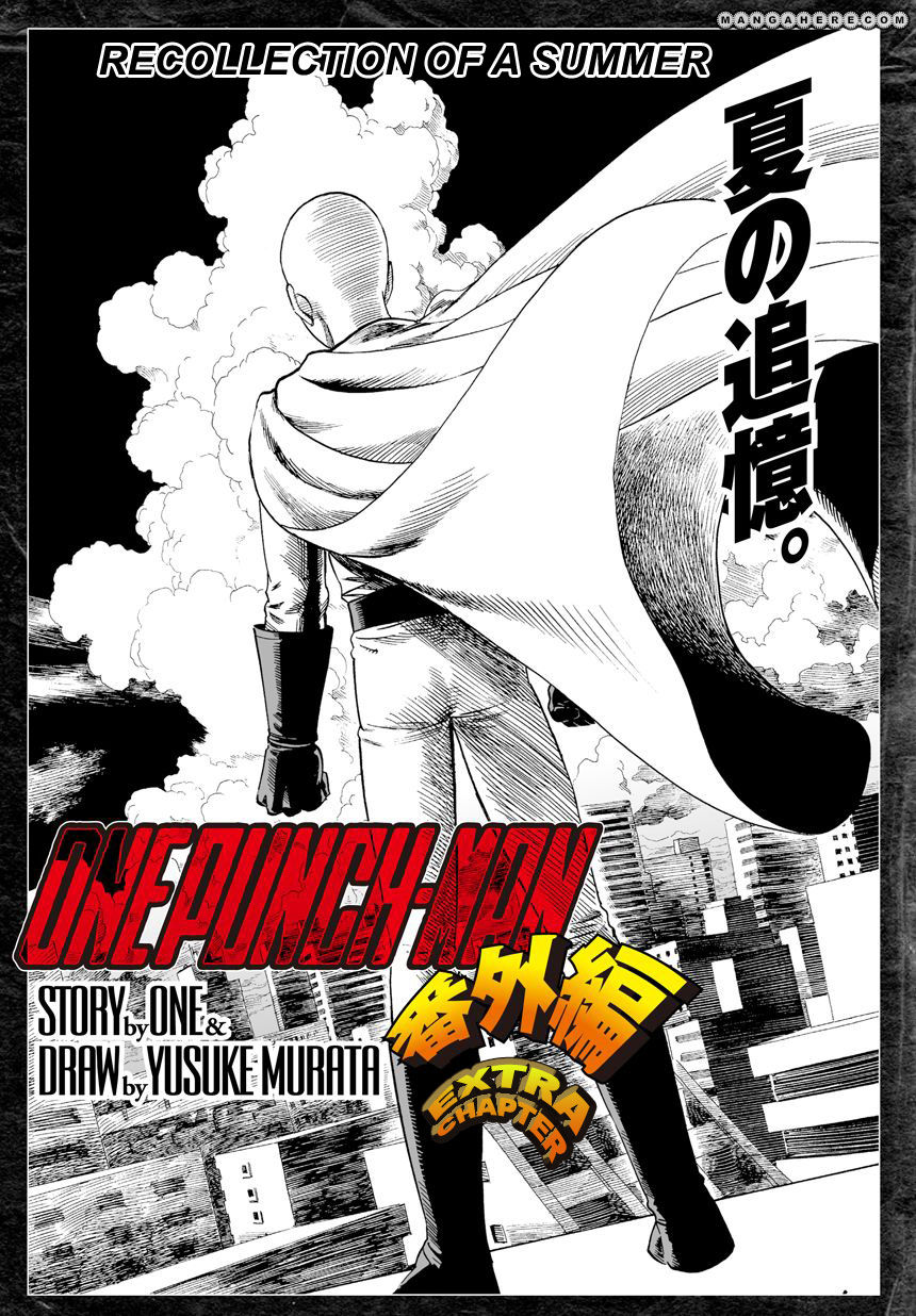One Punch Man Chapter 17.5 Read Online Read Online Read Online Image 2