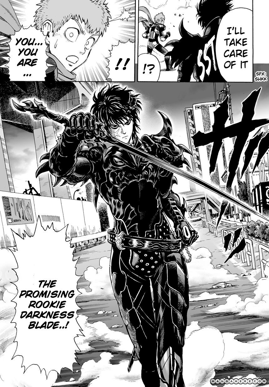 One Punch Man Chapter 17.5 Read Online Read Online Read Online Image 7