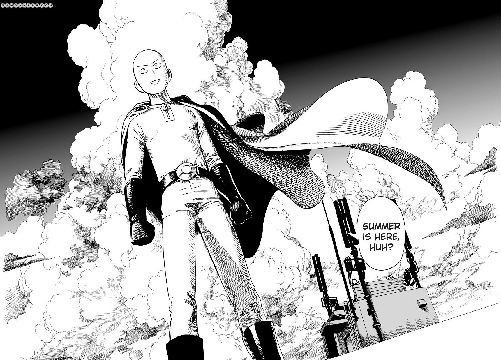 One Punch Man Chapter 17.5 Read Online Read Online Read Online Image 24