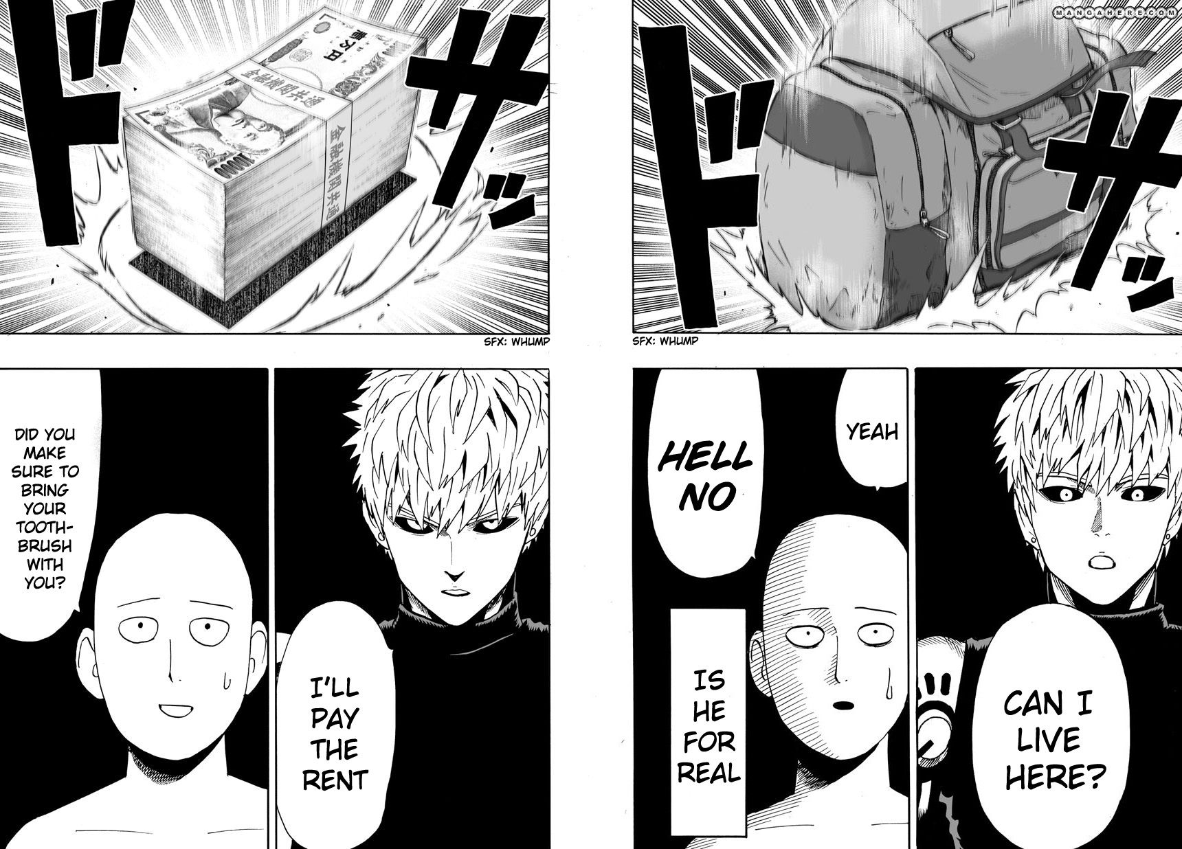 One Punch Man Chapter 18 Read Online Image 5