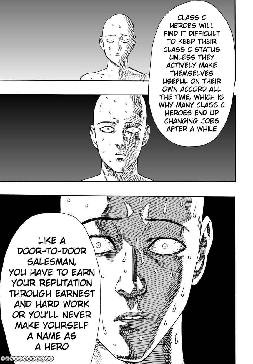 One Punch Man Chapter 18 Read Online Image 11