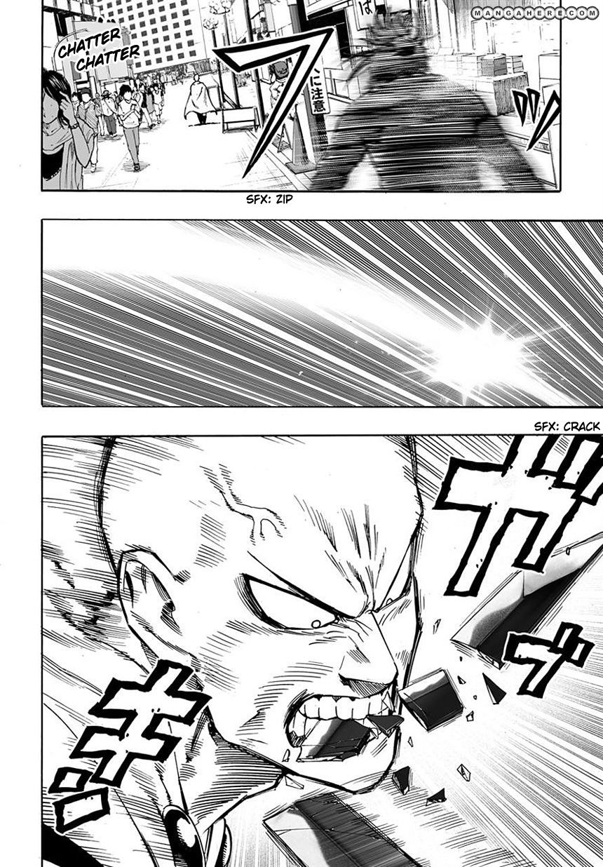 One Punch Man Chapter 19 Read Online Image 5