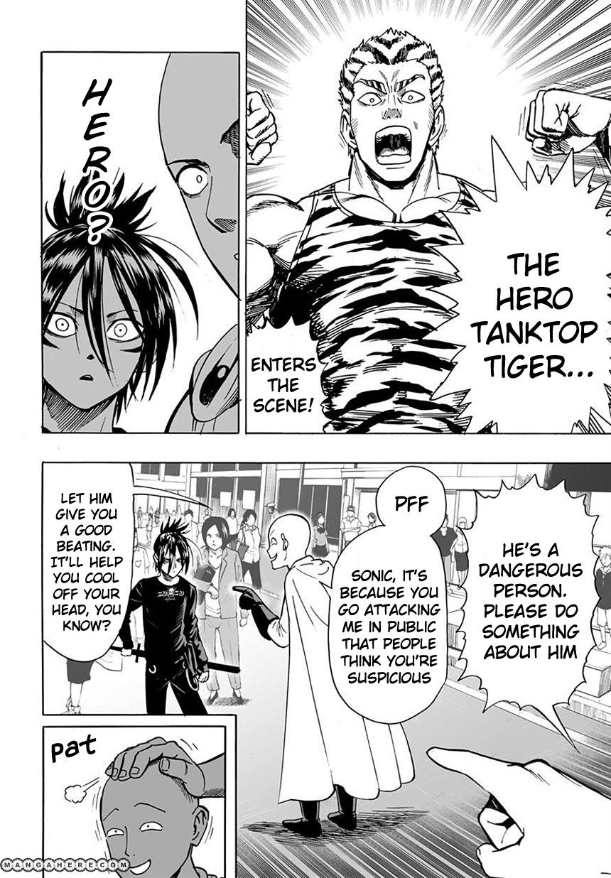 One Punch Man Chapter 19 Read Online Image 9