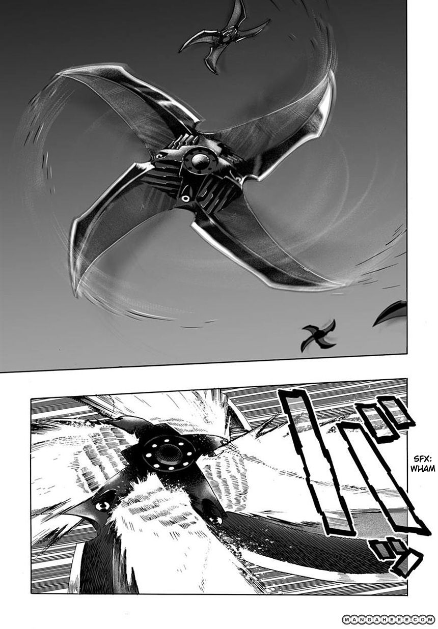 One Punch Man Chapter 19 Read Online Image 18