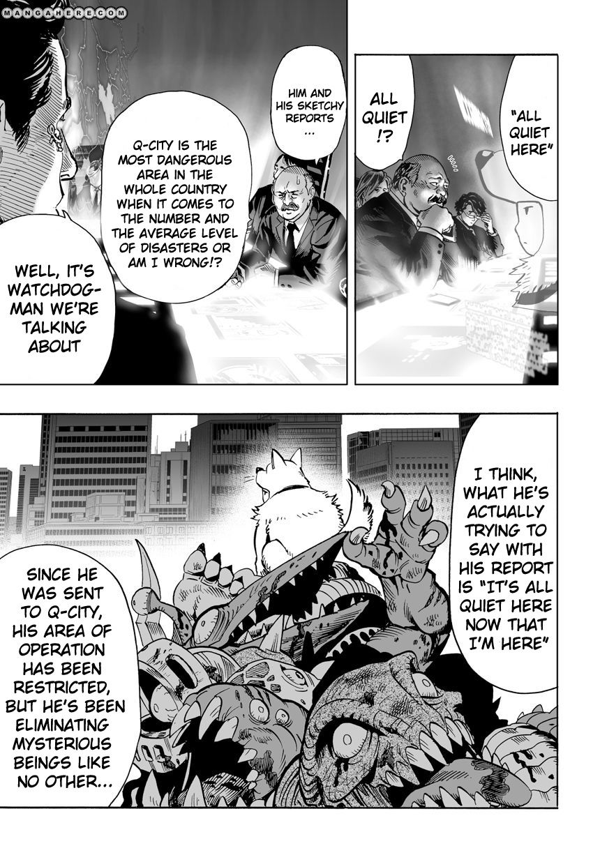 One Punch Man Chapter 20 Read Online Image 8