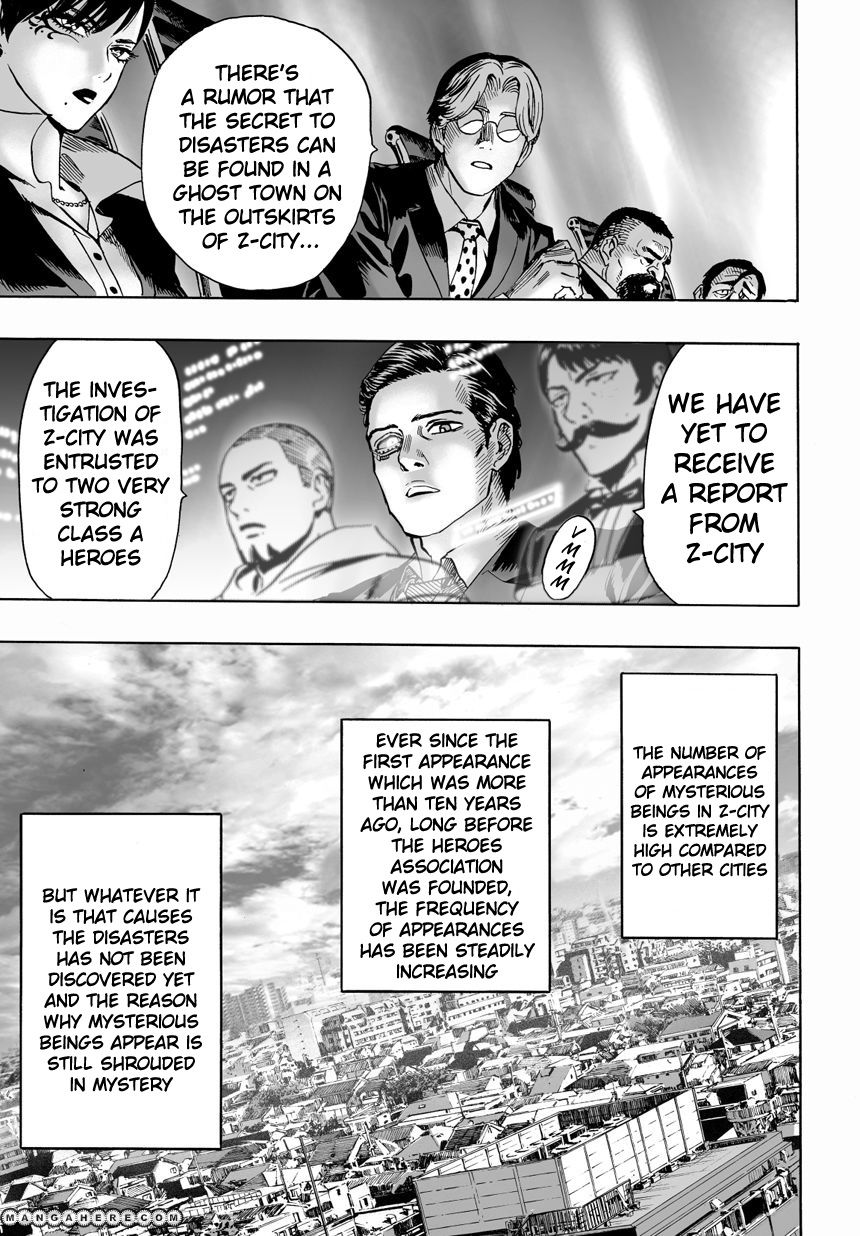 One Punch Man Chapter 20 Read Online Image 12