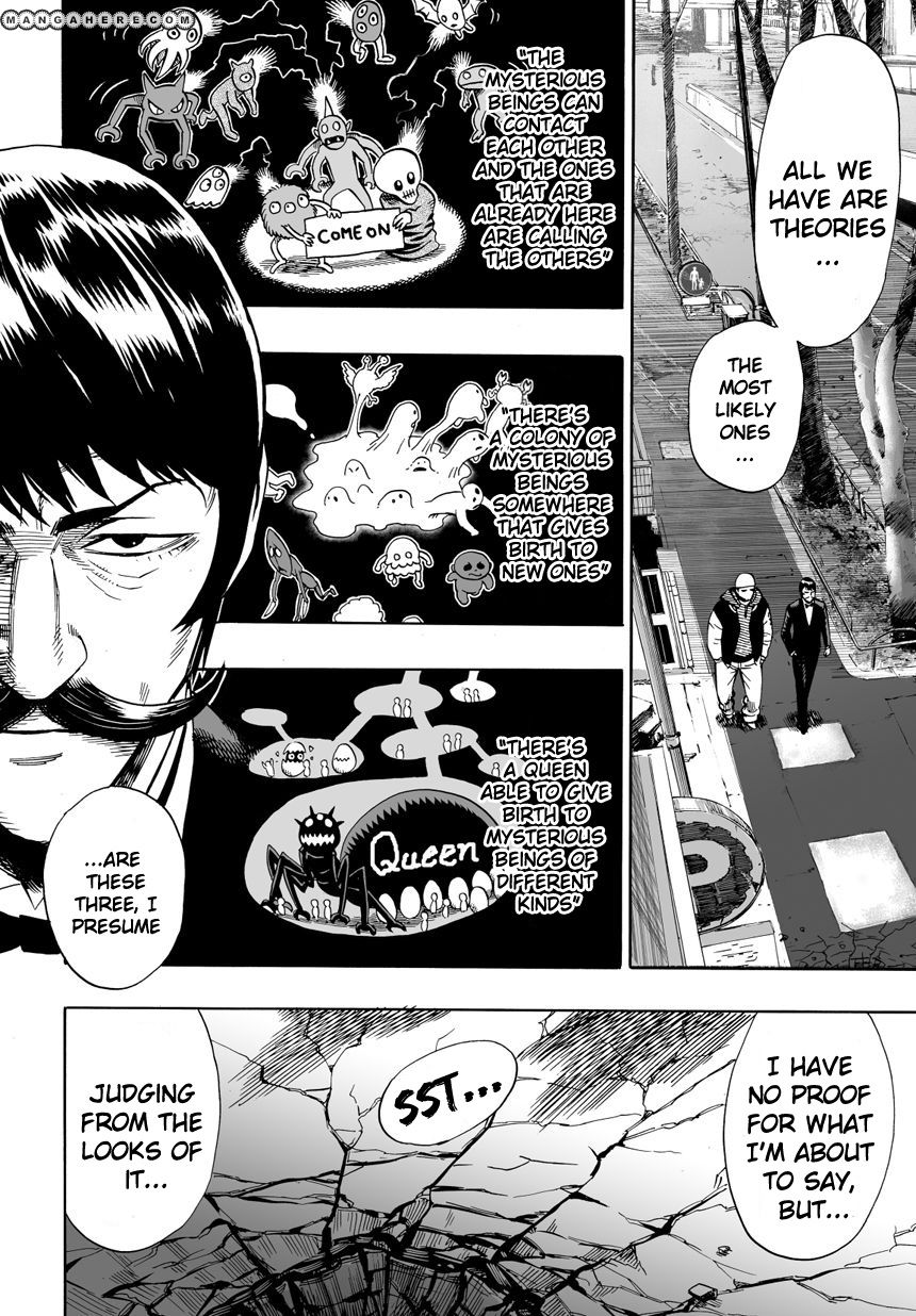 One Punch Man Chapter 20 Read Online Image 13