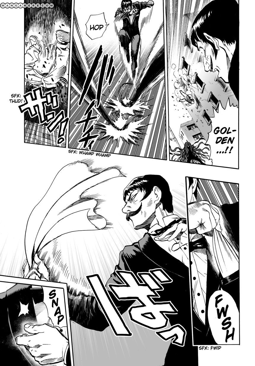 One Punch Man Chapter 20.2 Read Online Image 6