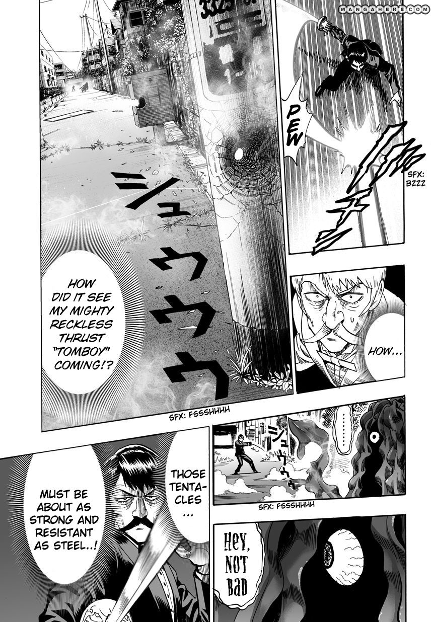 One Punch Man Chapter 20.2 Read Online Image 10