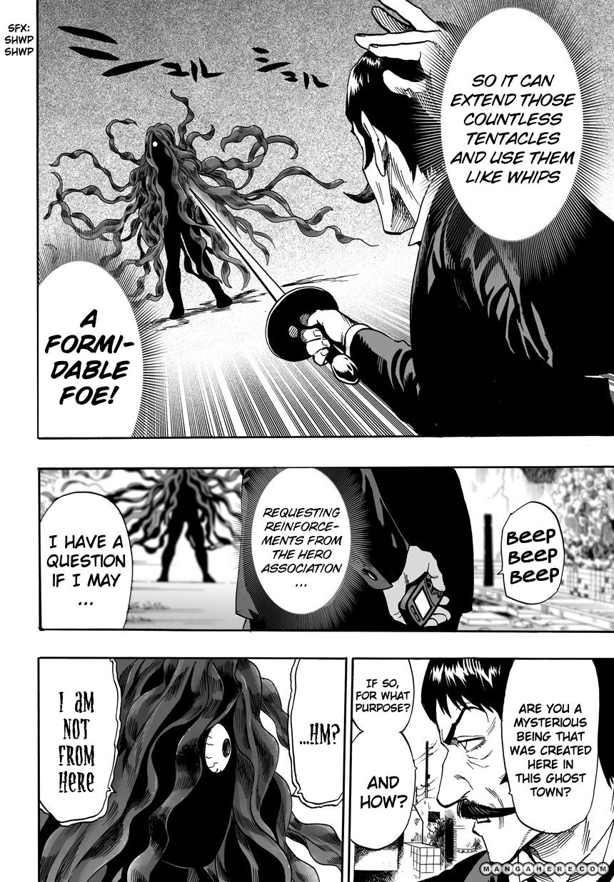 One Punch Man Chapter 20.2 Read Online Image 11
