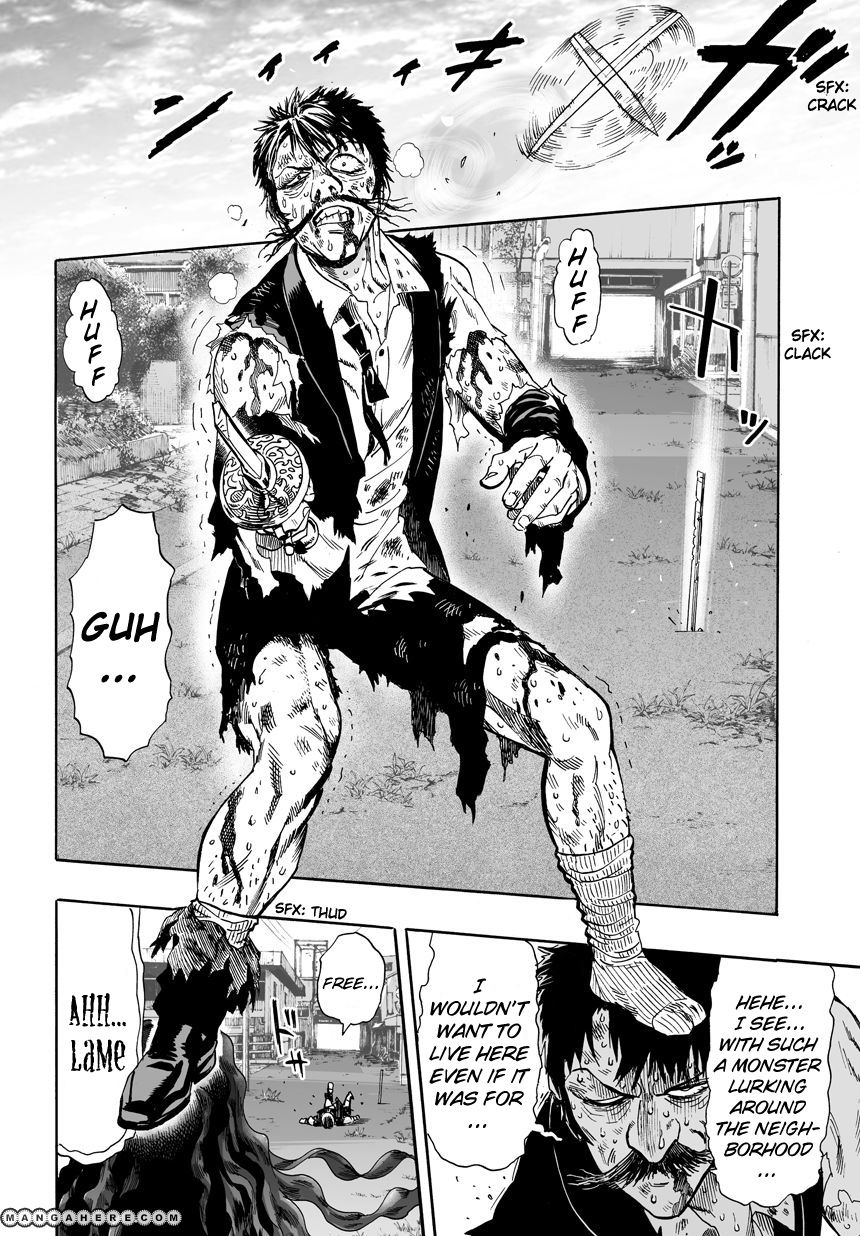 One Punch Man Chapter 20.2 Read Online Image 15