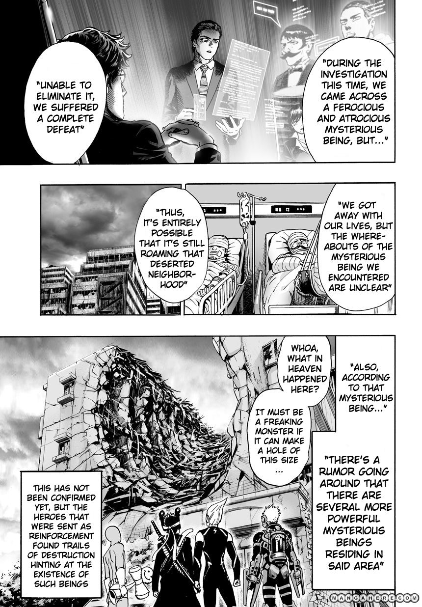 One Punch Man Chapter 20.2 Read Online Image 19