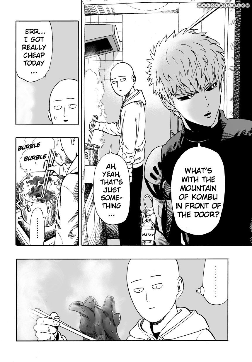 One Punch Man Chapter 20.2 Read Online Image 22