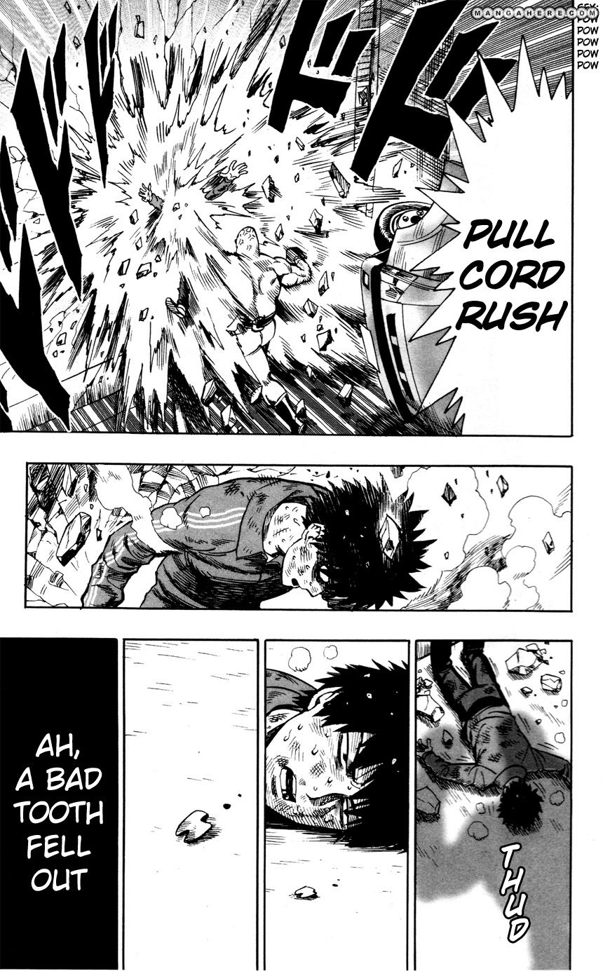 One Punch Man Chapter 20.6 Read Online Image 12