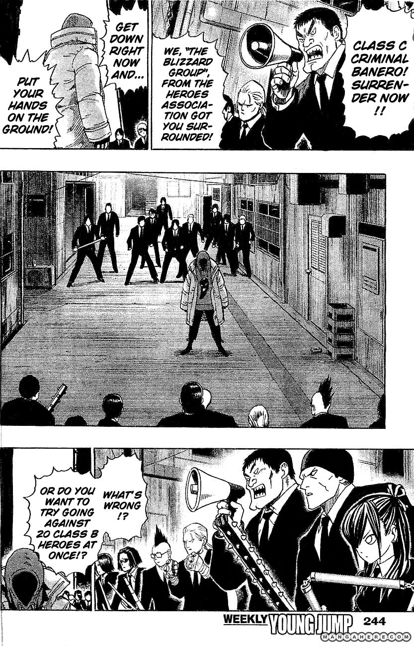 One Punch Man Chapter 20.7 Image 7