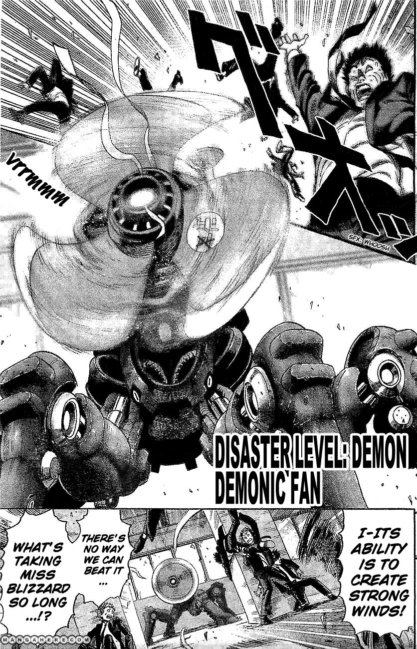 One Punch Man Chapter 20.7 Image 10