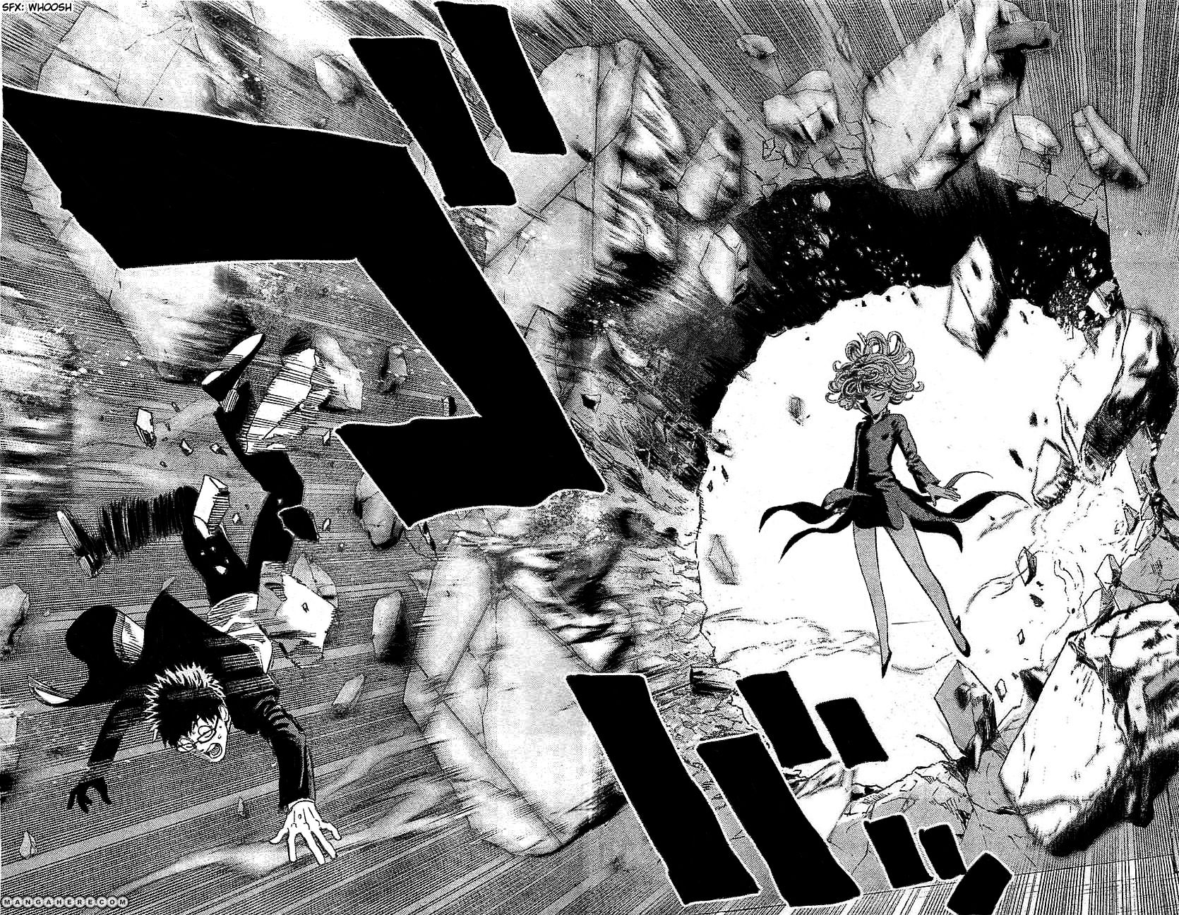 One Punch Man Chapter 20.7 Image 15