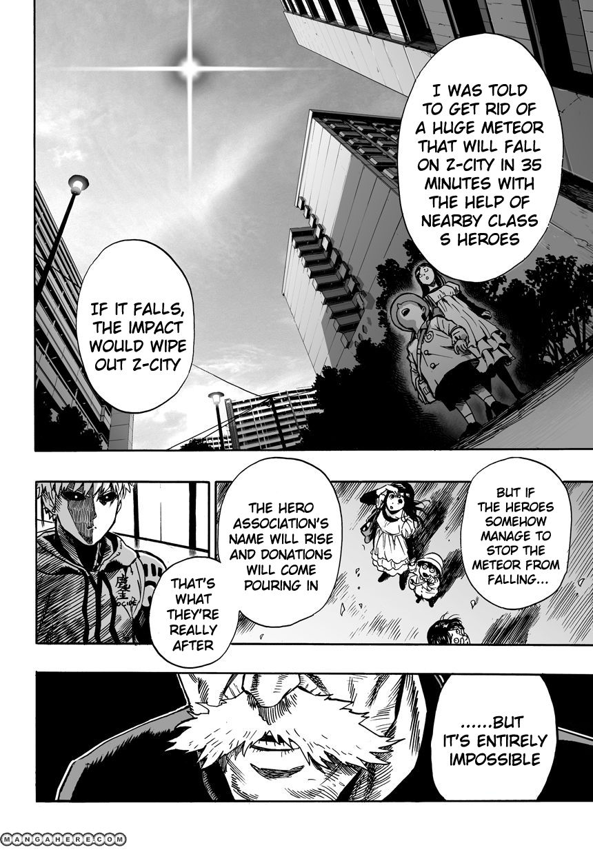 One Punch Man Chapter 21 Read Online Image 27