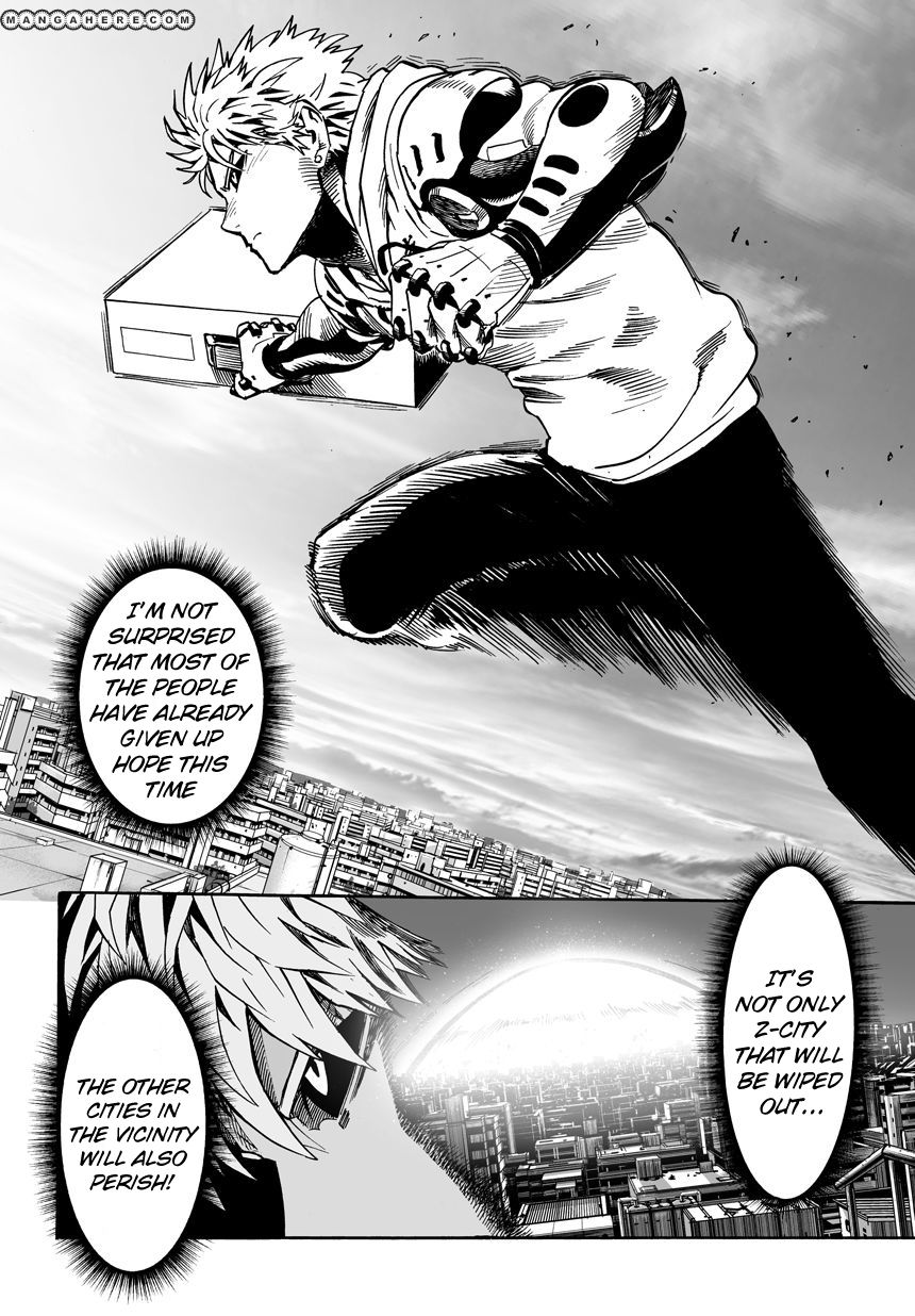 One Punch Man Chapter 21.2 Read Online Image 5