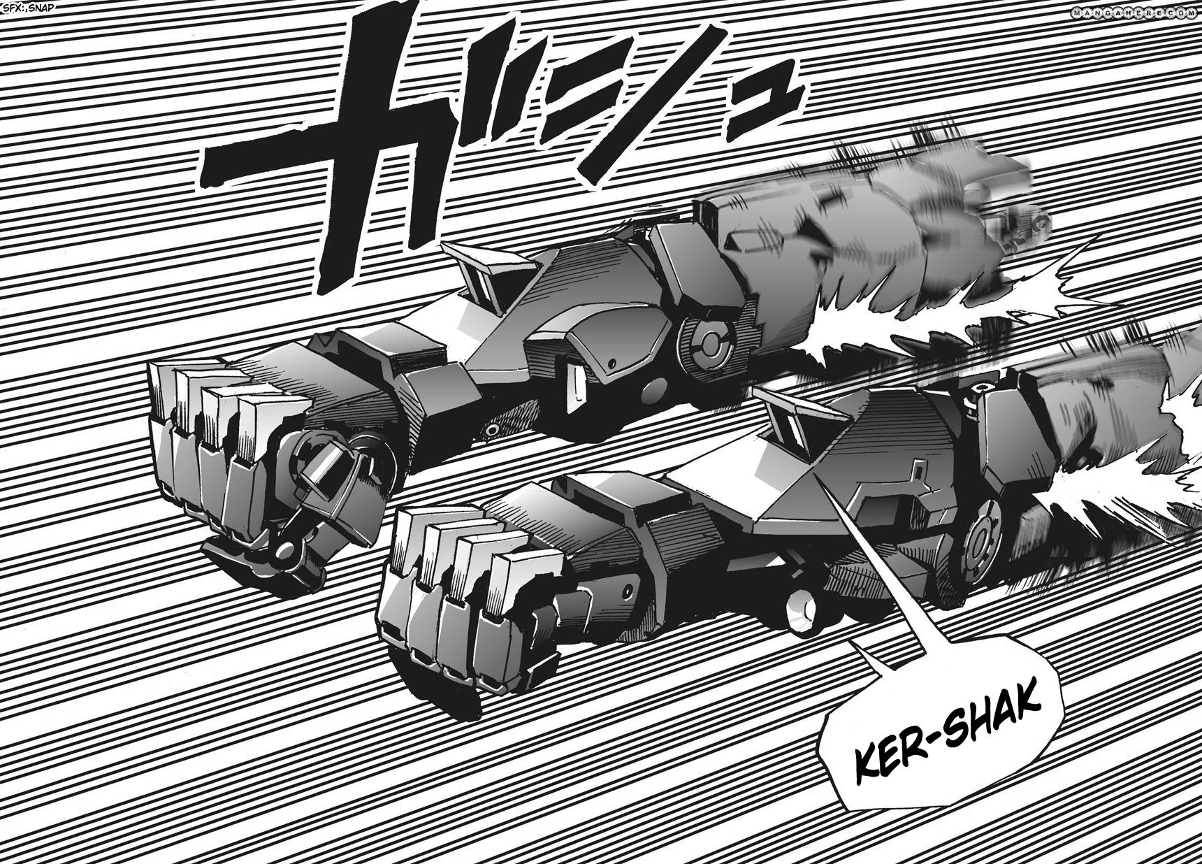 One Punch Man Chapter 21.2 Read Online Image 10
