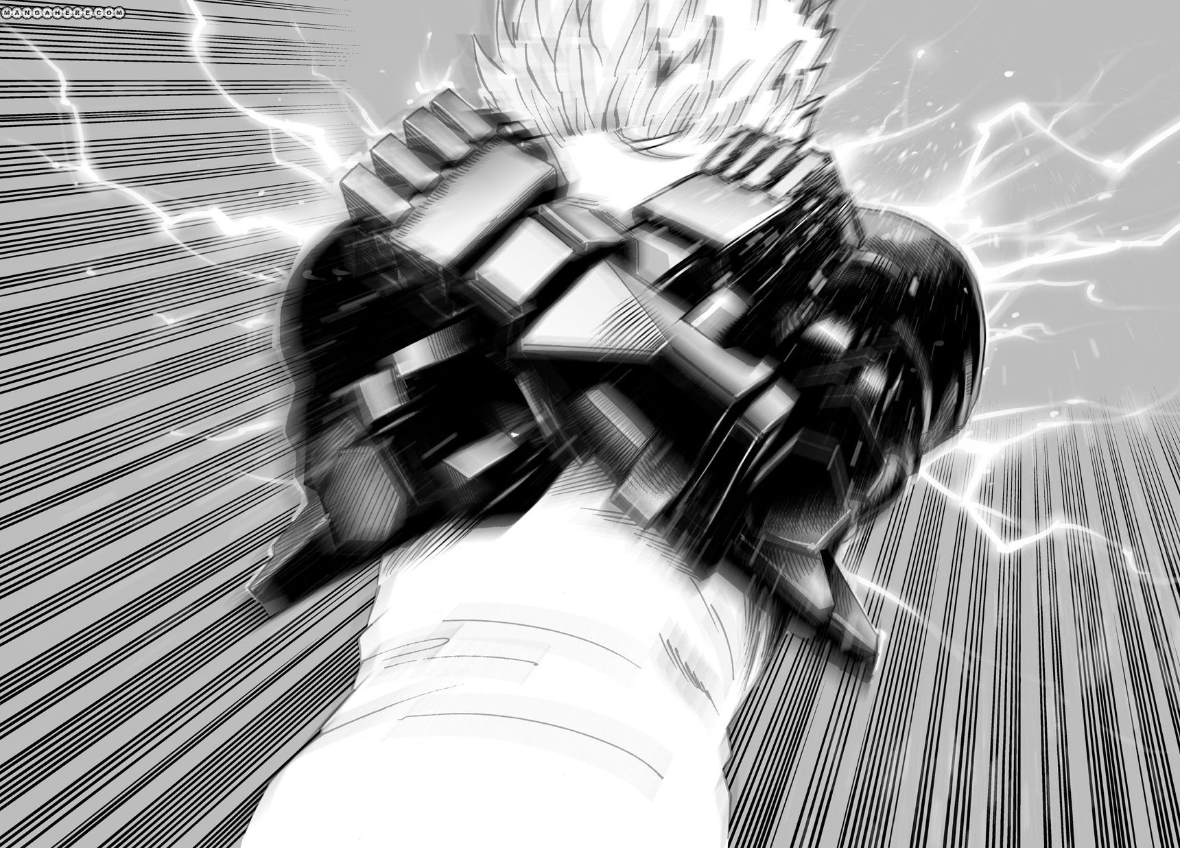 One Punch Man Chapter 21.2 Read Online Image 13