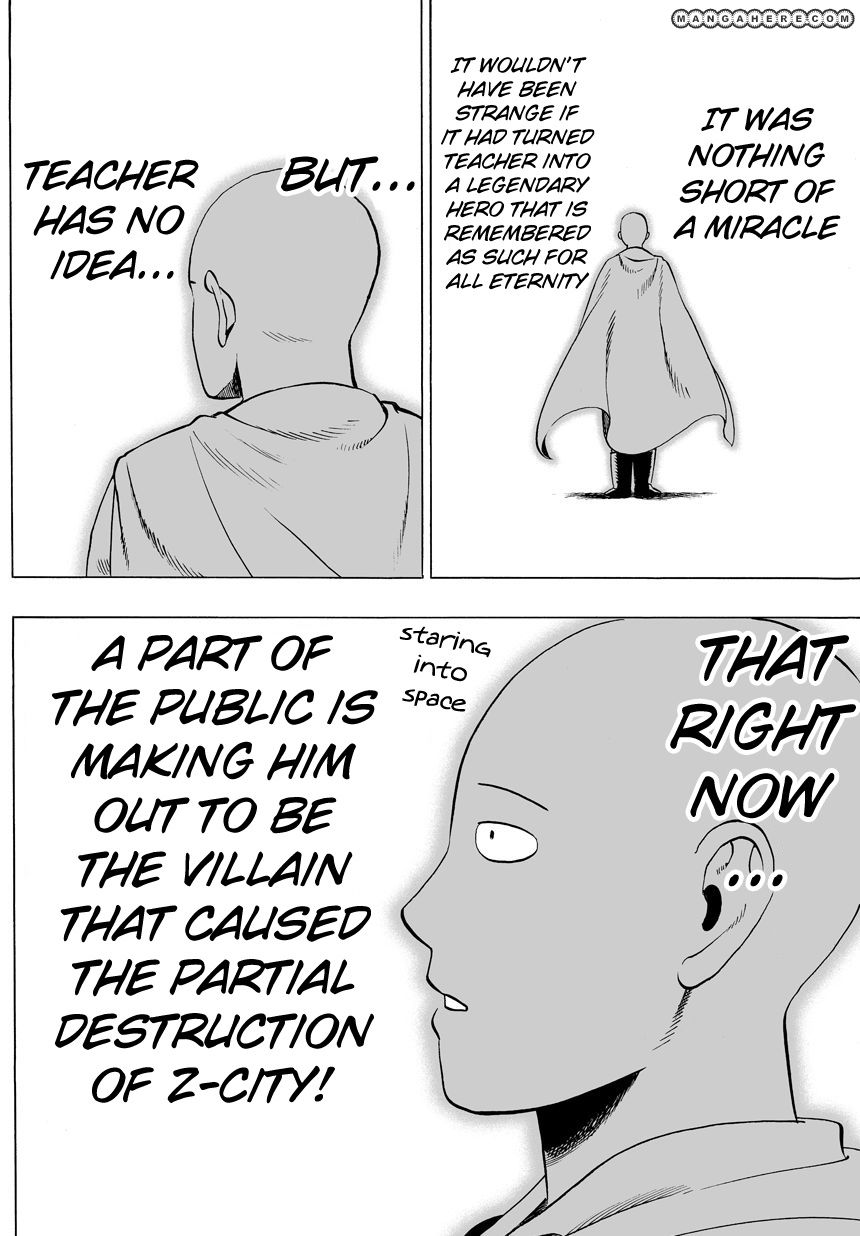 One Punch Man Chapter 22 Read Online Image 5