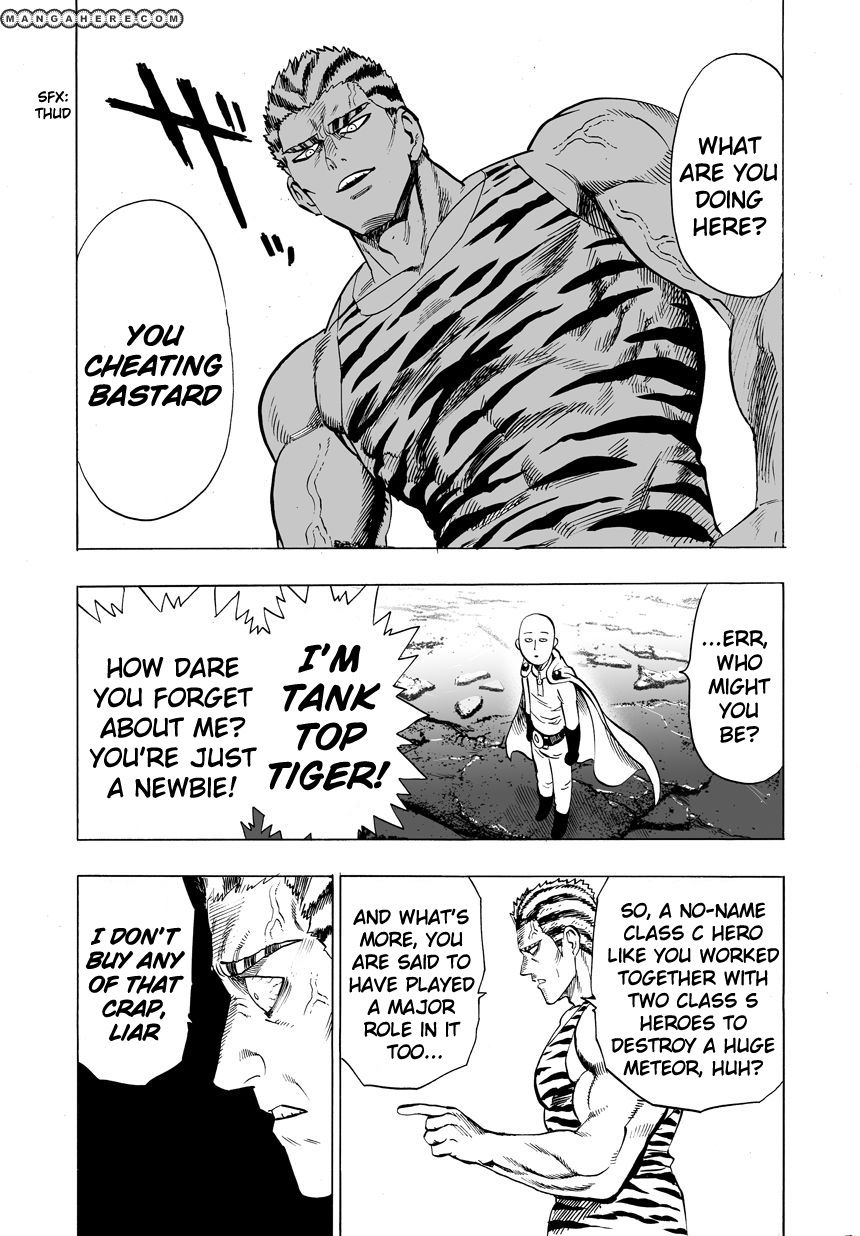 One Punch Man Chapter 22 Read Online Image 12