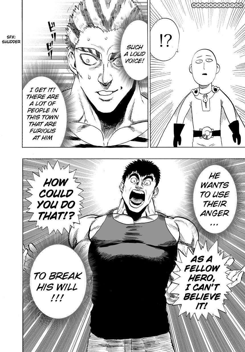 One Punch Man Chapter 22 Read Online Image 18