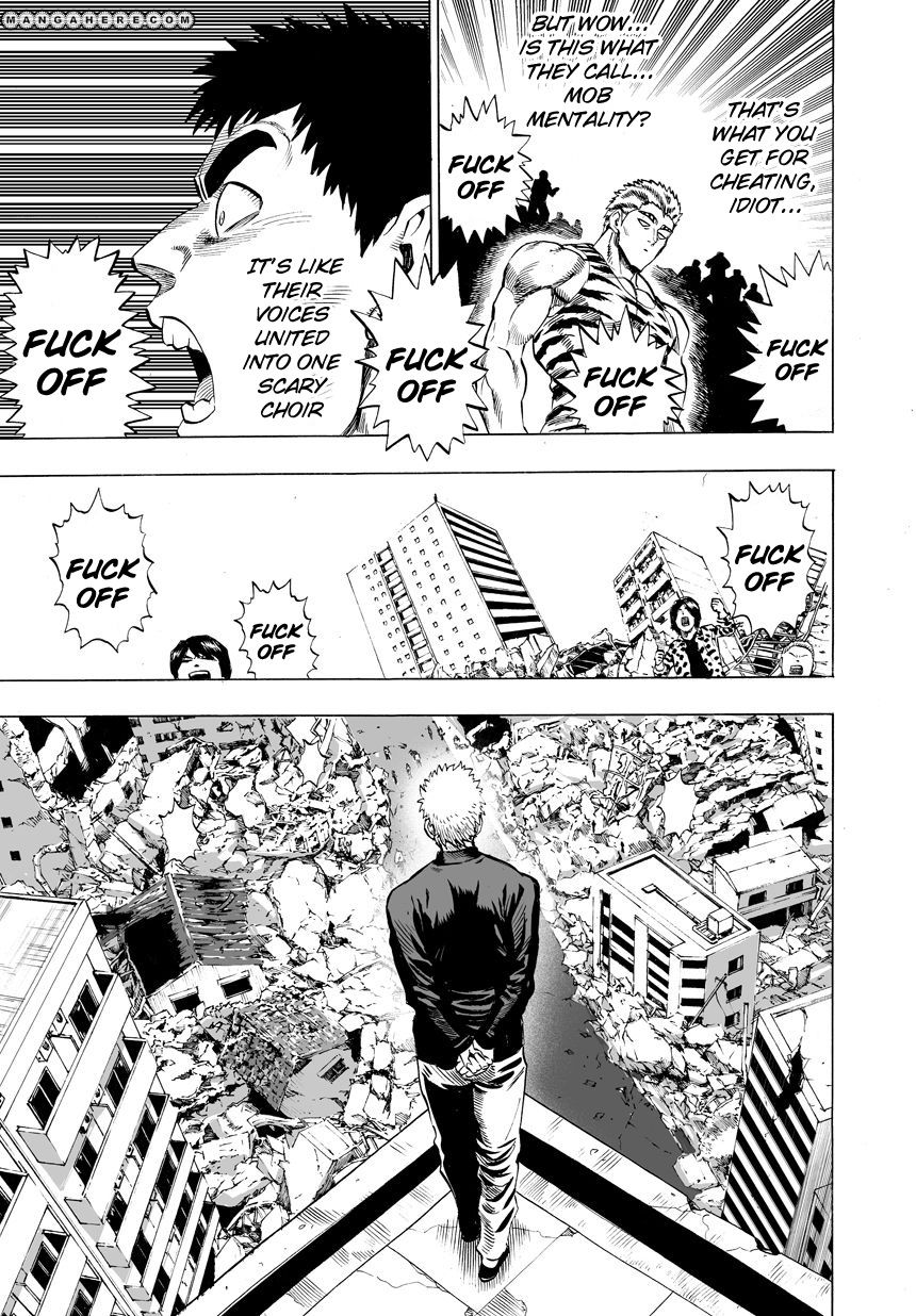 One Punch Man Chapter 22 Read Online Image 25