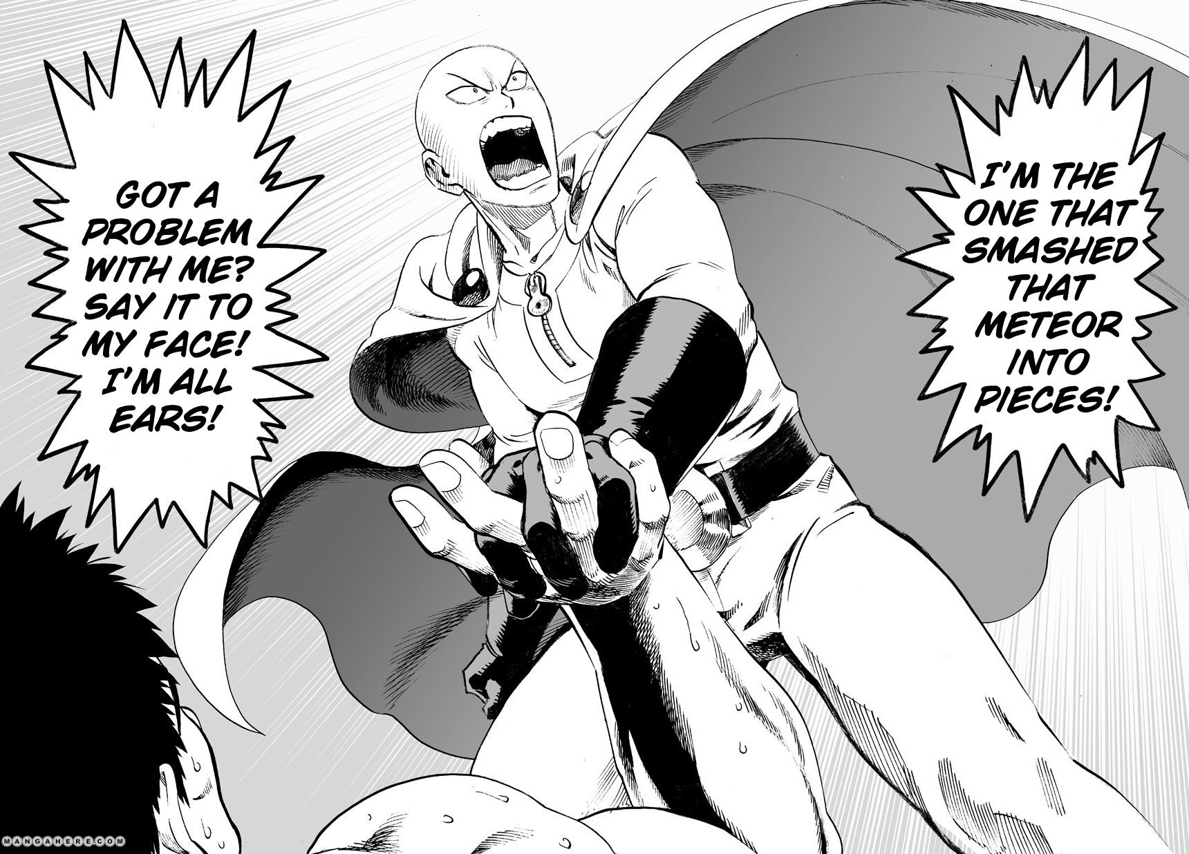 One Punch Man Chapter 22 Read Online Image 35