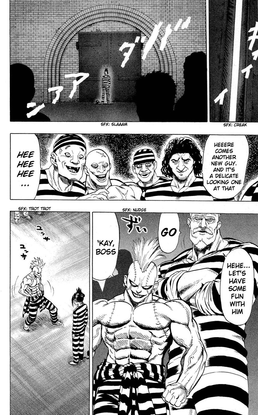 One Punch Man Chapter 22.5 Read Online Image 6
