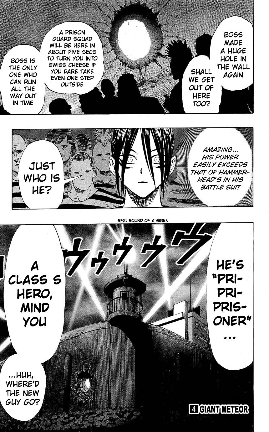 One Punch Man Chapter 22.5 Read Online Image 27