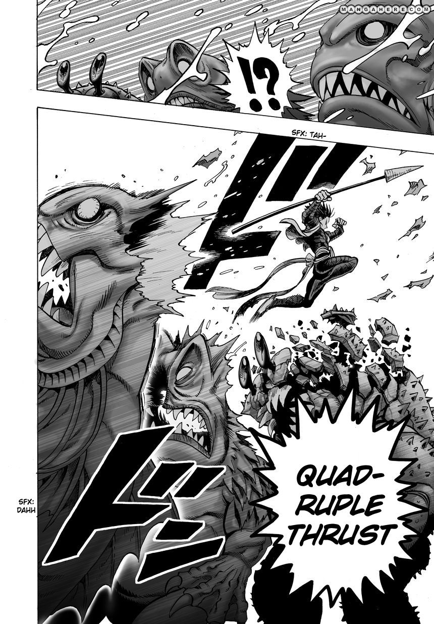 One Punch Man Chapter 23.2 Image 7