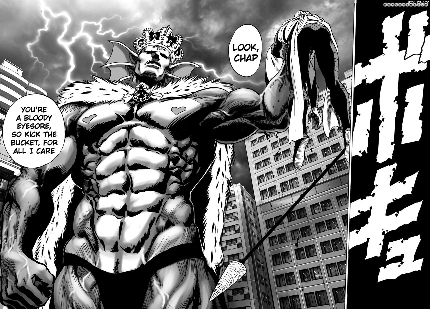 One Punch Man Chapter 23.2 Image 9
